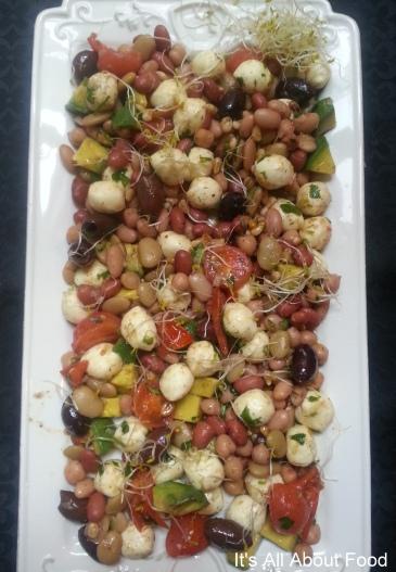 Bocconcini salad10