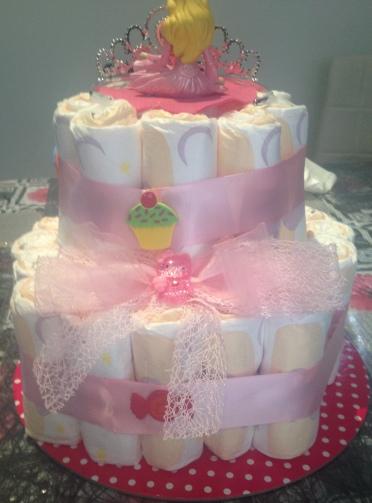 Nappy Cake10