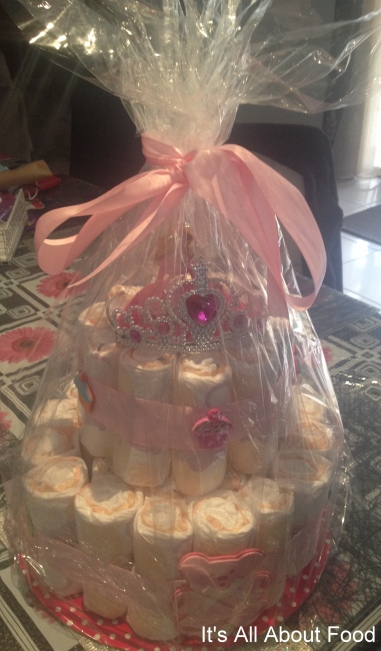 Nappy Cake12