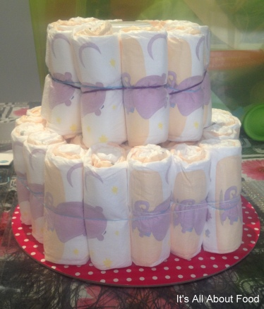 Nappy Cake19