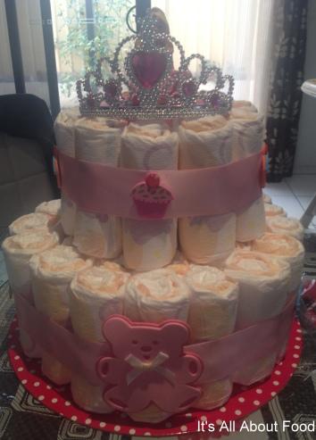 Nappy Cake20