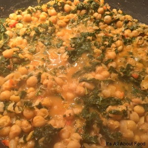 Kale & Chickpea Stew10