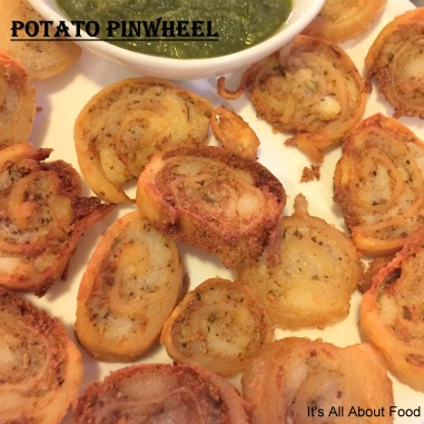Potato PinWheel