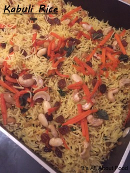 Kabuli Rice16