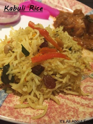Kabuli Rice17