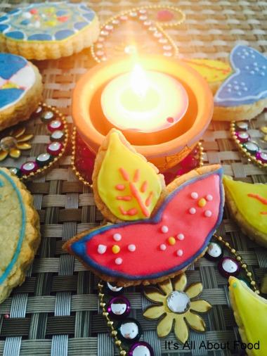 Diya Cookies10