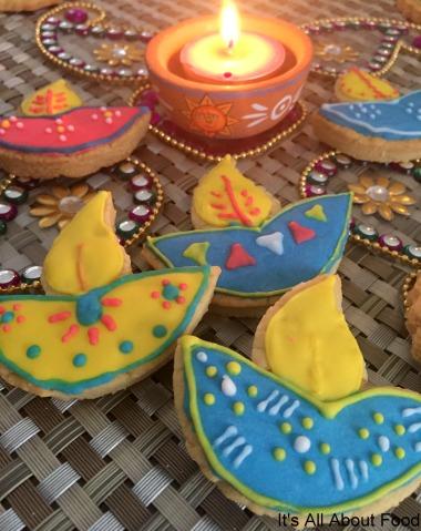 Diya Cookies4
