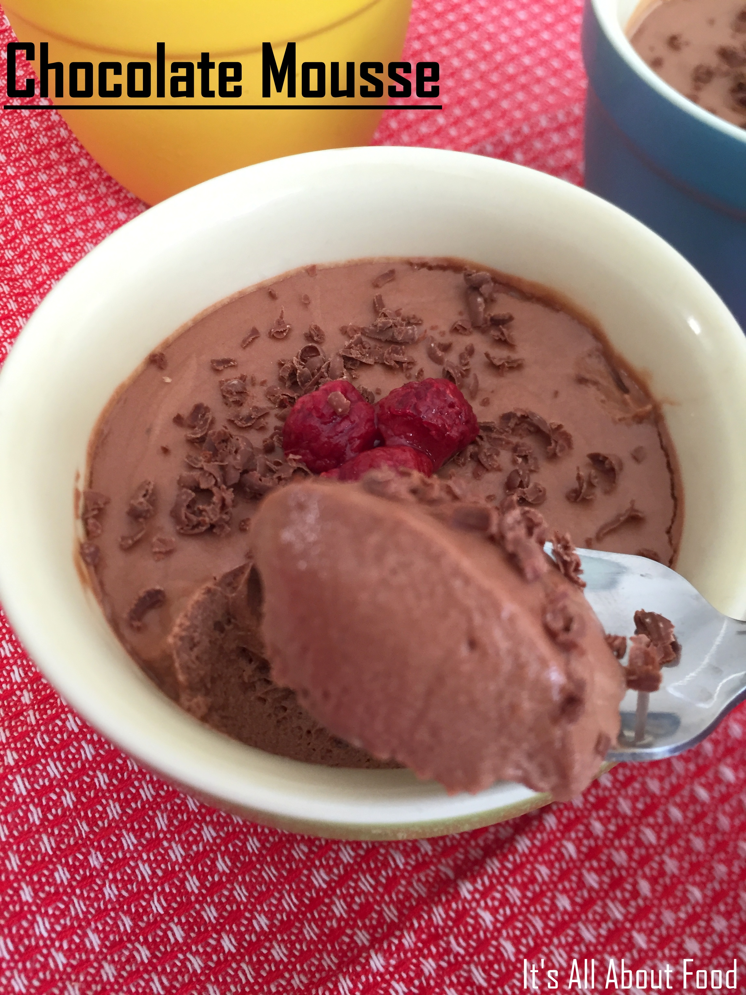 Chocolate Mousse8