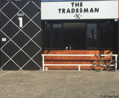 Review-Tradesman