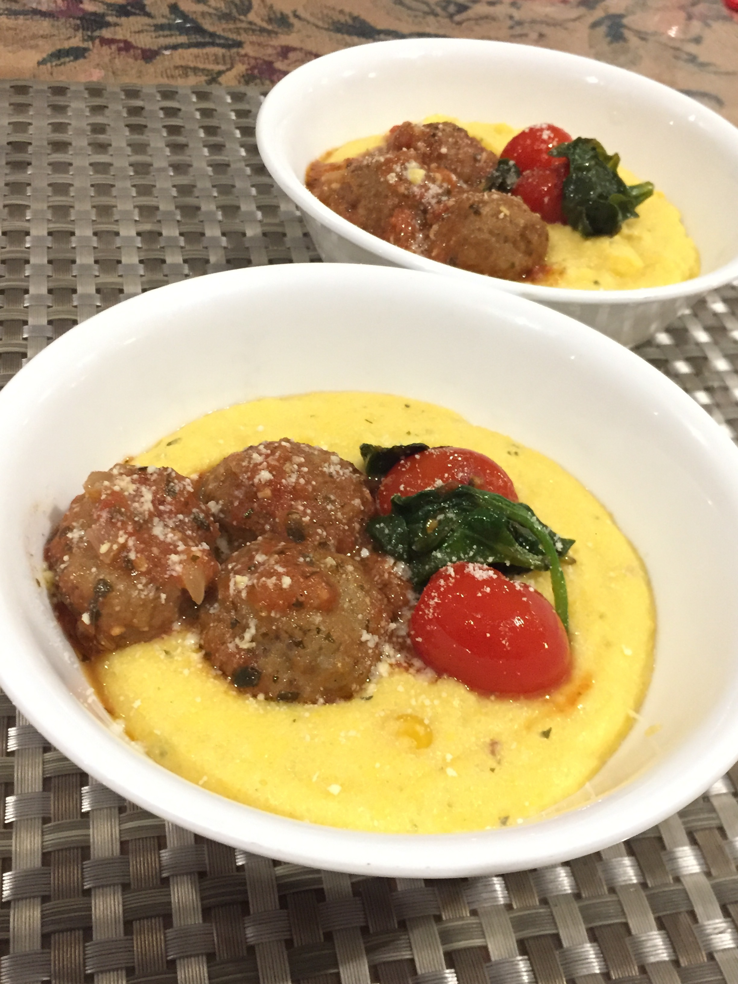 Meatballs Polenta4